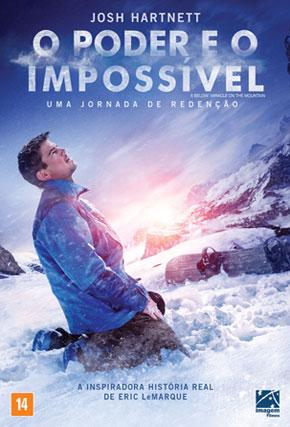 Capa do filme 'O Poder e o Impossível'