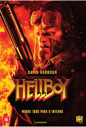 Capa do filme 'Hellboy'