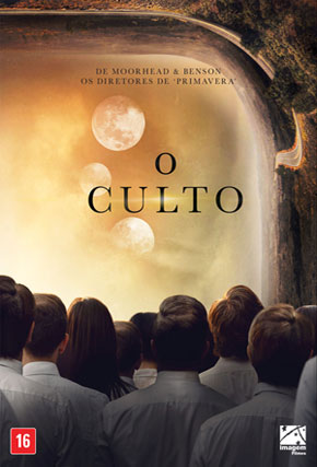 Capa do filme 'O Culto'