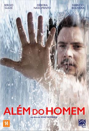 Capa do filme 'Além do Homem'