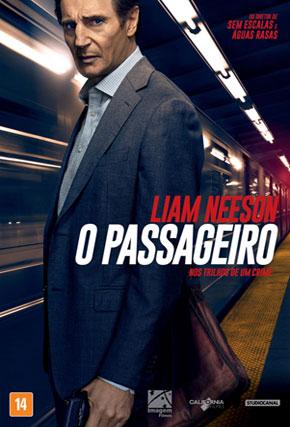 Capa do filme 'O Passageiro'