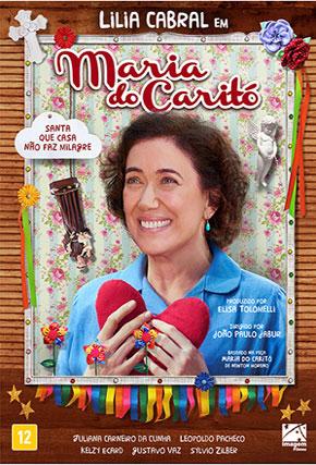 Capa do filme 'Maria do Caritó'