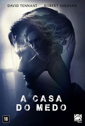 Capa do filme 'A Casa do Medo'