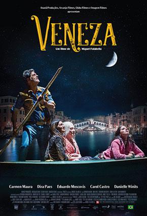 Capa do filme 'Veneza'