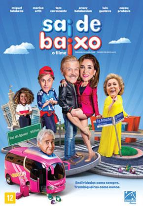Capa do filme 'Sai de Baixo, O Filme'