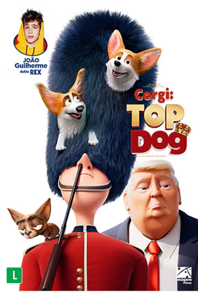 Capa do filme 'Corgi: Top Dog'