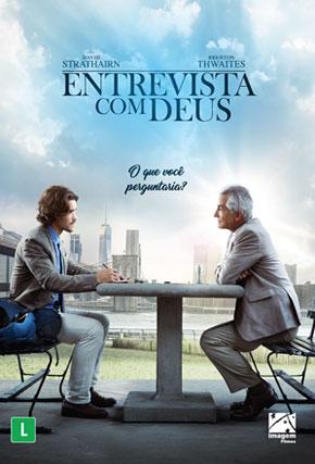 Capa do filme 'Entrevista com Deus'