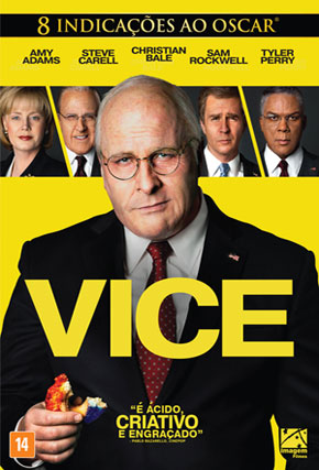 Capa do filme 'Vice'