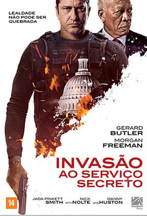 Capa do filme 'Invasão ao Serviço Secreto'