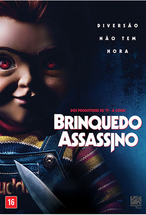 Capa do filme 'Brinquedo Assassino'