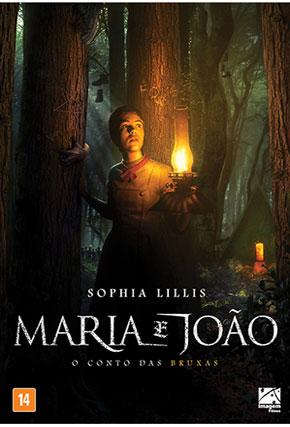 Capa do filme 'Maria e João - O Conto das Bruxas'