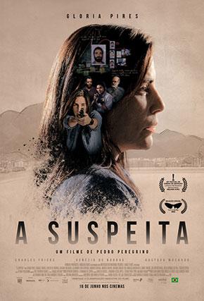 Capa do filme 'A Suspeita'
