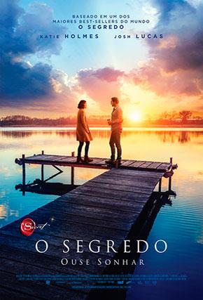Capa do filme 'O Segredo: Ouse Sonhar'
