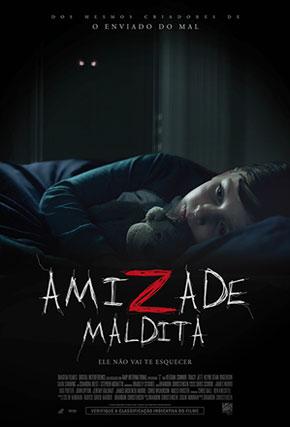 Capa do filme 'Amizade Maldita'