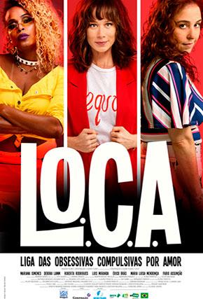 Capa do filme 'L.O.C.A'