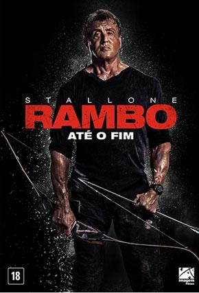 Capa do filme 'Rambo: Até o Fim'