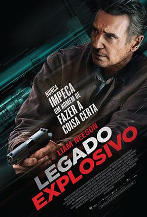 Capa do filme 'Legado Explosivo'