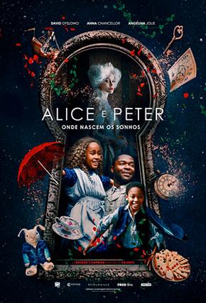 Capa do filme 'Alice e Peter: Onde Nascem os Sonhos'