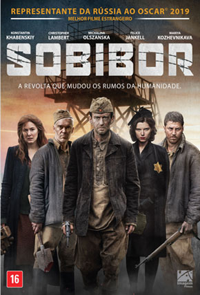 Capa do filme 'Sobibor'