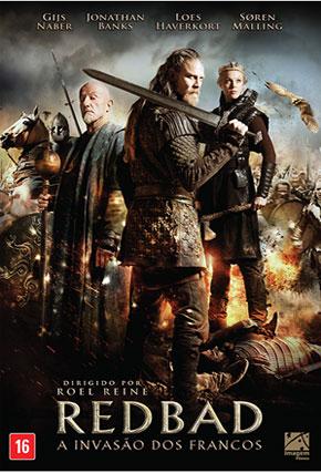 Capa do filme 'RedBad A Invasão dos Francos'