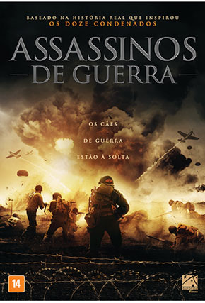 Capa do filme 'Assassinos de Guerra'