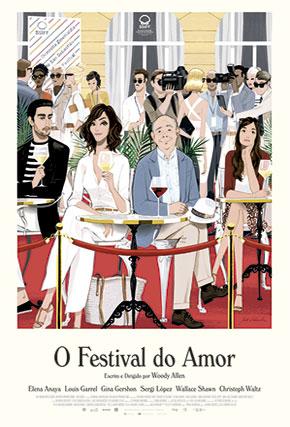 Capa do filme 'O Festival do Amor'